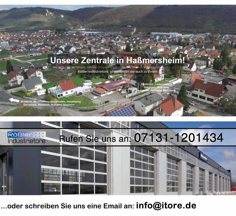 Tortechnik, Torbau und Tore 71720 Oberstenfeld