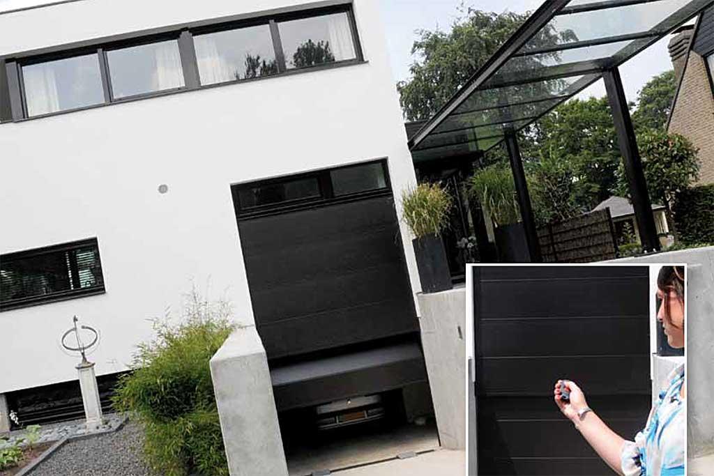 Garagentor design  Garagentore | Itore.de